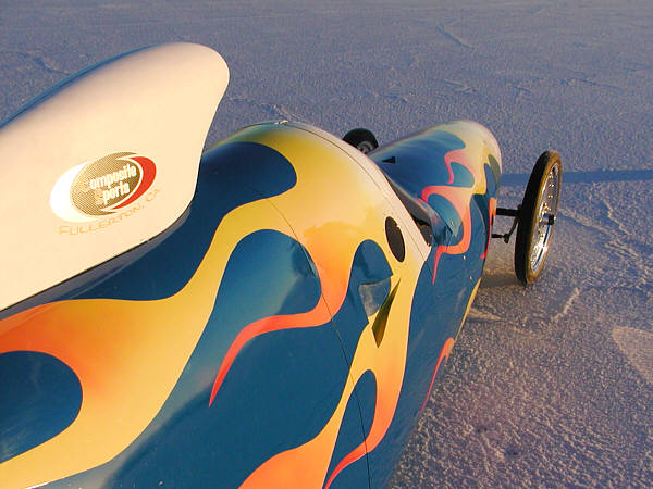 They say you can't take a bad car picture at Bonneville.